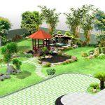 Thi công sân vườn giá rẻ